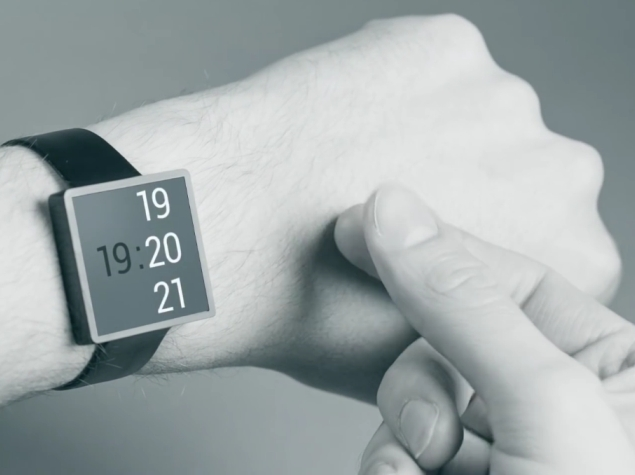 Google invention : A tiny radar system into a Smartwatch for gesture controls