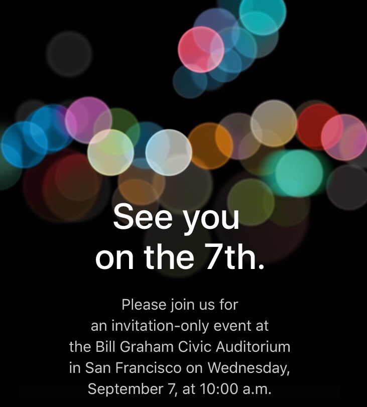 watch the live stream for today's Apple iPhone press conference
