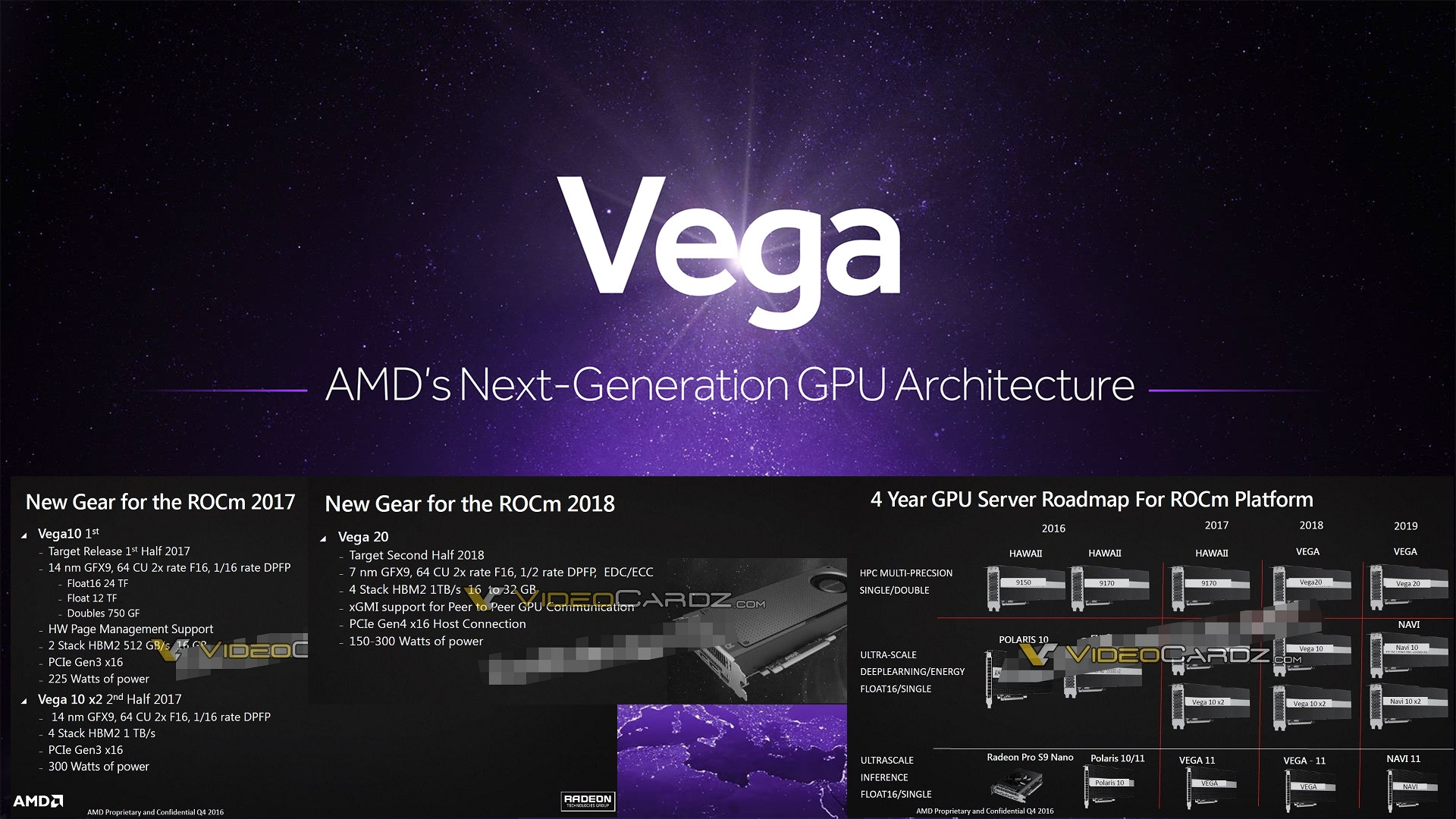 First Look on AMD VEGA : Doom Ultra 4k over 60fps