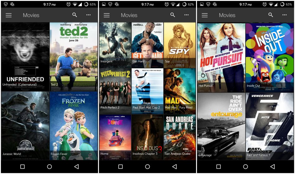 Top 5 Apps To Watch Free Movies On All Android Devices 2017