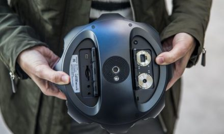 Samsung 360 Round : Samsung's new 360-degree camera