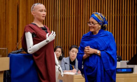 Pretending to give a robot citizenship helps no one