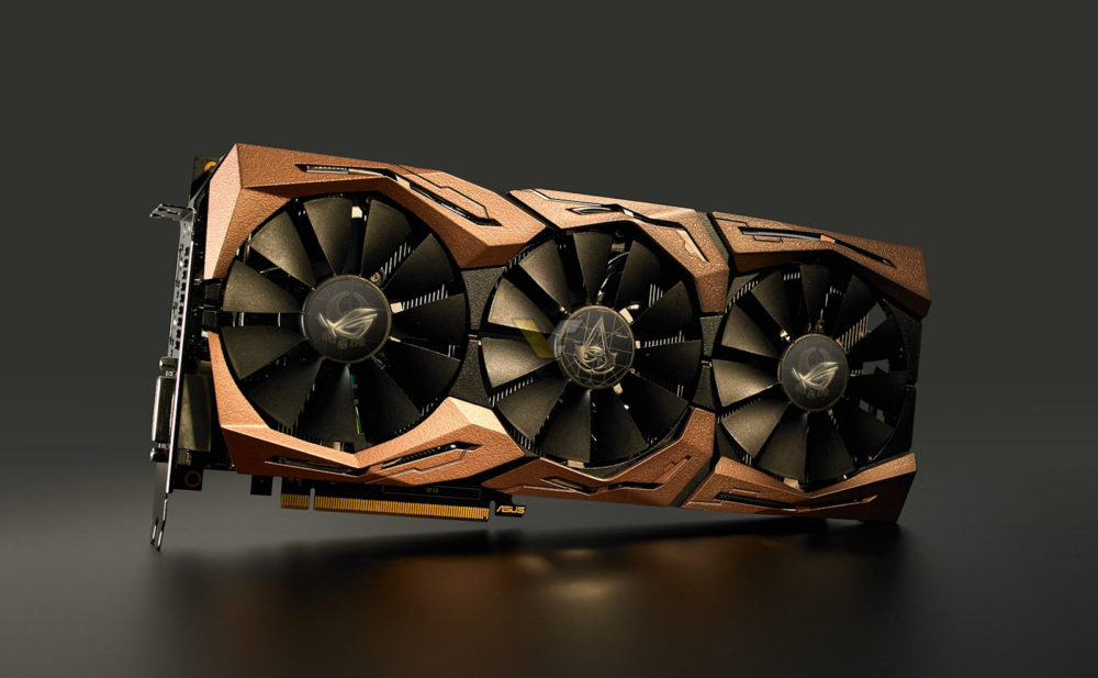 ASUS ROG STRIX 1080 Ti Assassin's Creed Origins Edition