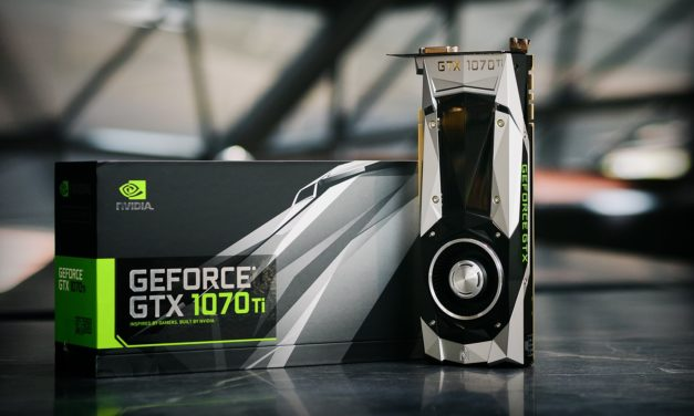 NVIDIA GeForce GTX 1070 Ti Officially Announced For $449 US