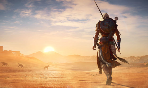 AMD cards struggle in Assassin's Creed: Origins performance test