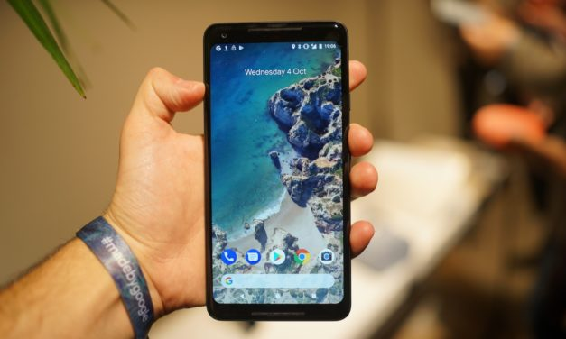 Google is ' investigating' reports of Pixel 2 XL screen burn-in