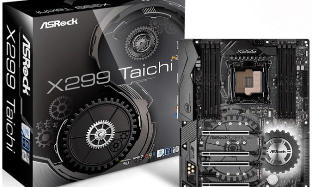 ASRock X299 Taichi Overview