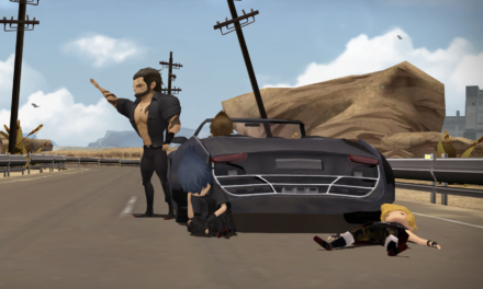Final Fantasy XV's mobile version is a perfect introduction to the series