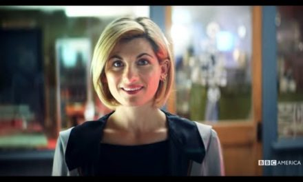 Watch the first teaser for Doctor Who's next season