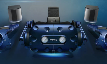 "HTC launches their VIVE Pro ""Full Kit"" with SteamVR 2.0 base stations and Pro controllers"