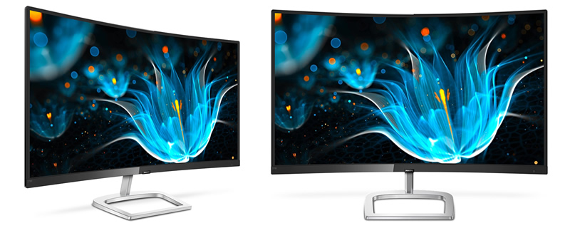 Philips launches their 278E9 Ultra-Wide colour gamut curved IPS FreeSync monitor