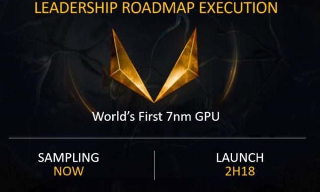 AMD 7nm Vega 20 GPU Estimated To Feature 20 TFLOPs of Compute – A HPC Powerhouse in The Making, 32 GB of HBM2 VRAM, Up To 400W TDP