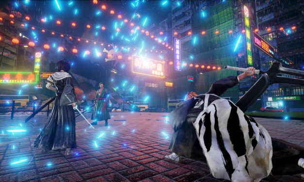 Bleach's Ichigo, Rukia and Aizen Unveiled to Appear in Jump Force