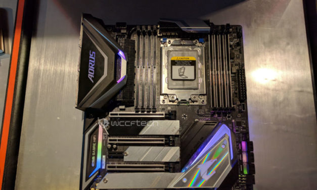 Gigabyte X399 AORUS Extreme Motherboard First To List Support For AMD Ryzen Threadripper 2990X 32 Core, 64 Thread Processor