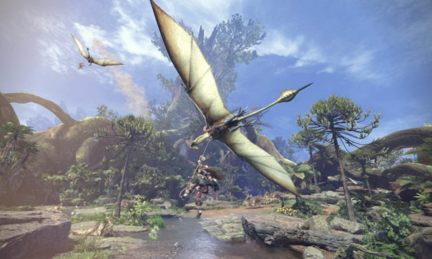 Monster Hunter World for PC comes out August 9th, System Requirements revealed