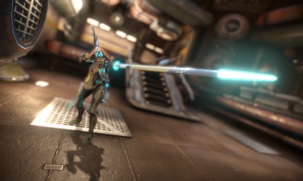 Popular Free-to-Play Ninja Action Game Warframe is coming to Nintendo Switch
