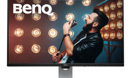 BenQ Releases New EX3203R Monitor 1440P VA Panel With HDR400 And AMD FreeSync2
