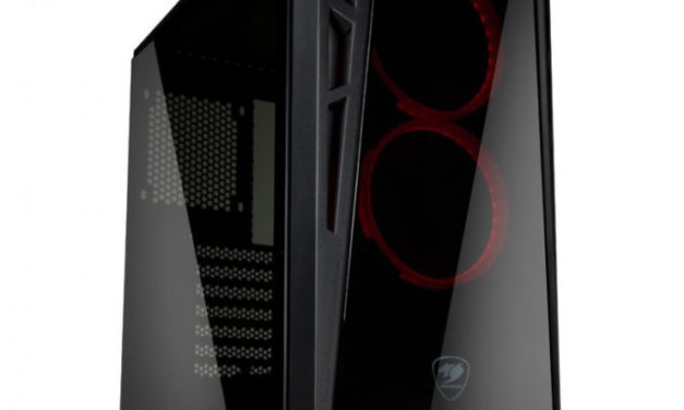 Cougar Introduces New Turret Mid-Tower Case Priced at £66.95