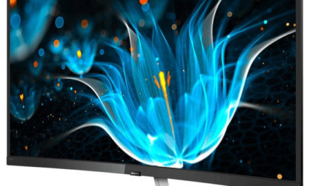Phillips Releases New 27″ Curved VA Panel With 1080P FreeSync The Philips 278E9