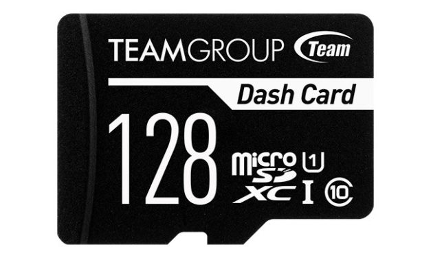 Teamgroup Announces UHS-I MicroSD Card Specifically For Dashboard Cameras