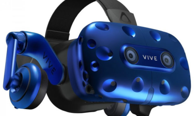 HTC Announces New Vive Pro Full Kit As Well As Steam VR 2.0 Base Station And Pro Controllers