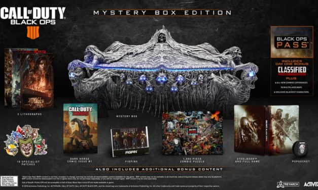 Call of Duty: Black Ops 4 gets zombie themed Mystery Box special edition