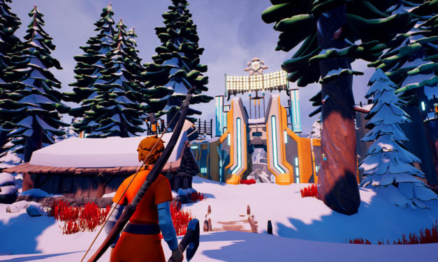 Battle Royale game Darwin Project goes Free-to-Play for Xbox One players