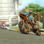Mario Kart 8 Deluxe welcomes Zelda Breath of The Wild with new Ride and Skin