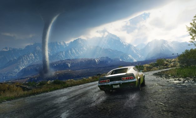 Avalanche shows off their new Apex Engine powering Just Cause 4