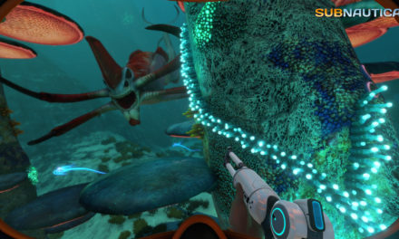 Oceanic Survival Sensation Subnautica is heading to PS4 this Holiday